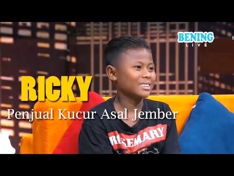 """DEDDY TANGGUNG BIAYA SMA """"RICKY"""" PENJUAL KUCUR ASAL JEMBER - Hitam Putih 19 April 2017"""