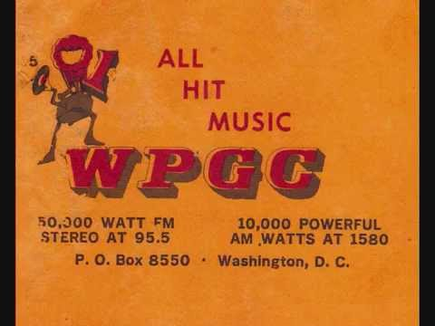 Washington DC  Radio  1980  WOOK  WKYS  WPGC