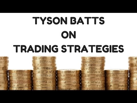 Epi 175  Tyson Batts Trading Strategies and Nightly Market Review
