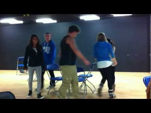 Musical chairs with a twist