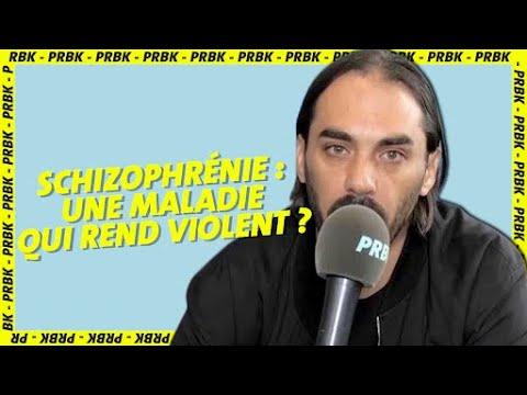 Youtube: Gringe vs les idées reçues sur la schizophrénie