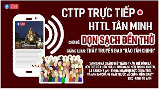 HTTL TÂN MINH - Chương trình Thờ phượng Chúa - (29/3/2020)