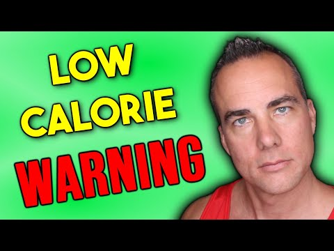 How Many Calories Is Too Low? - WARNING