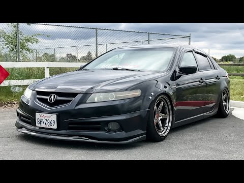 Building An Acura TL In 10 Minutes (1 Year Special)