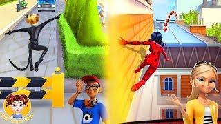 Miraculous Ladybug \u0026 Cat Noir - The Official Game Gameplay 2