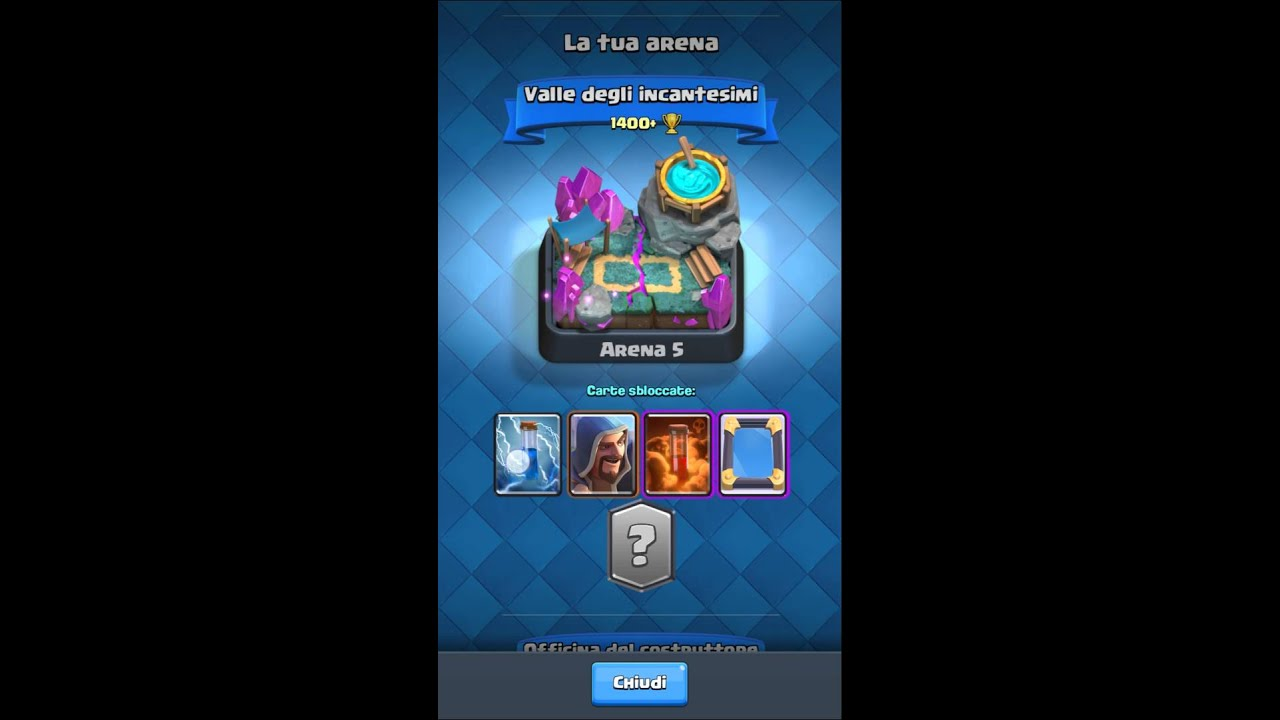 Clash royale》consigli di deck Arena 4-5! - YouTube