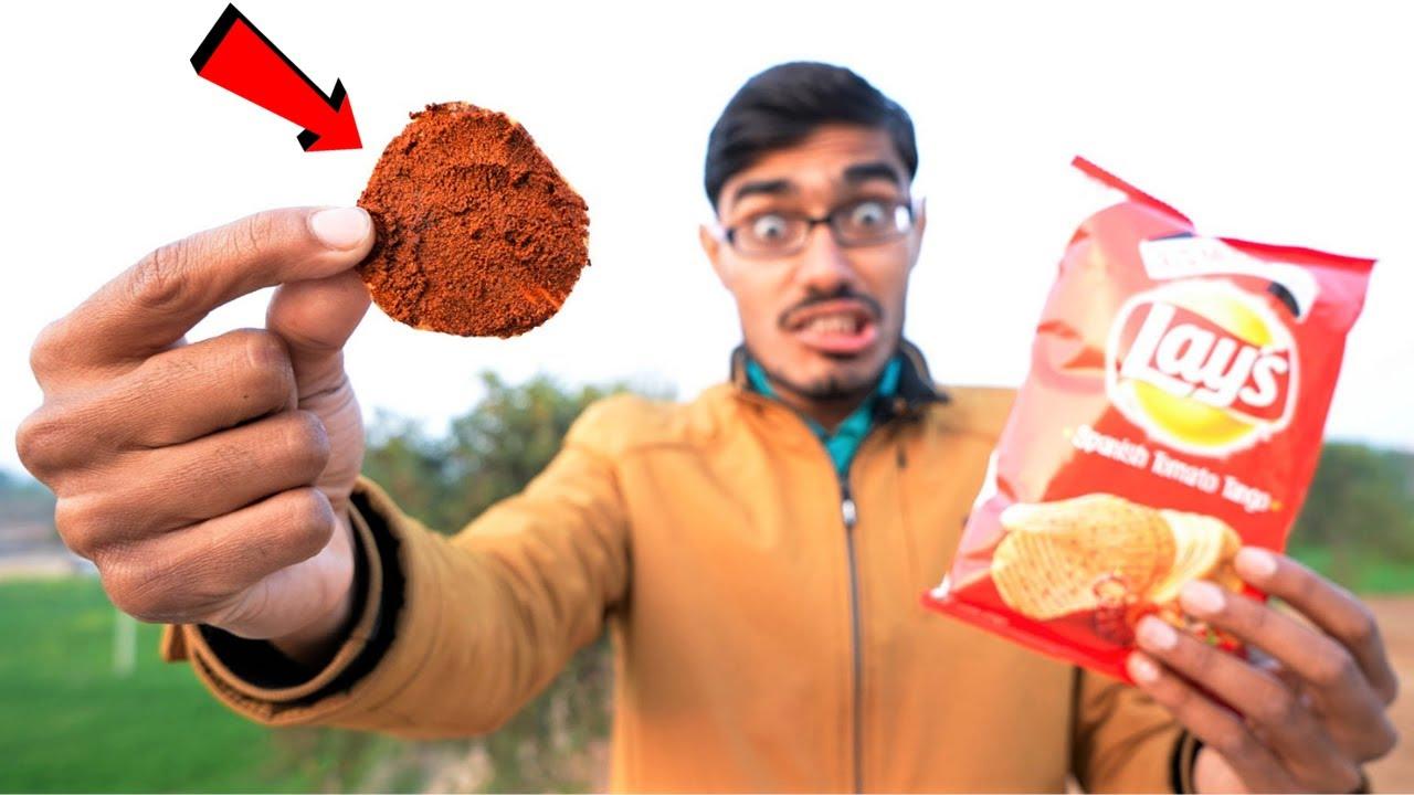 Chip of Terror👹| JOLOCHIP का बाप | Making & Eating