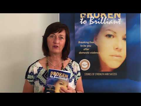Kate Crowley-Smith from the Broken to Brilliant Charity