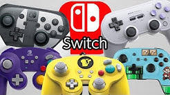 10 Best Nintendo Switch Controllers!