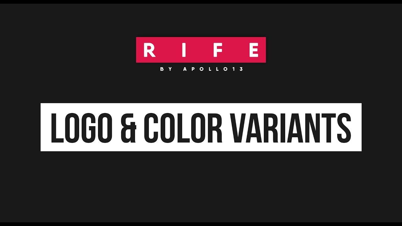 how to change logo colour on wordpress