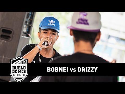 Bobnei vs Drizzy (1ª Fase) - Duelo de MCs - Tradicional - 30/04/17