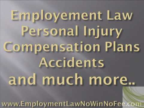 Employment Law No Win No Fee