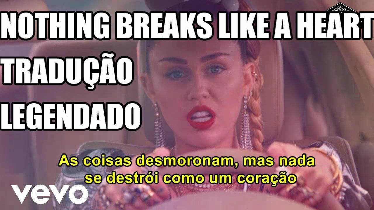 Mark Ronson ft. Miley Cyrus - Nothing Breaks Like a Heart (Tradução/Legendado) (PT-BR) image