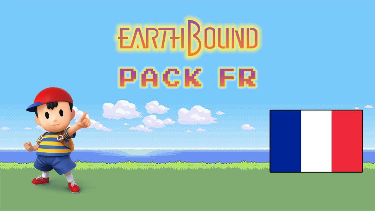 EarthBound - Pack FR !
