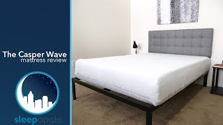 Casper Wave Mattress Review(, 2017-10-02T14:33:01.000Z)