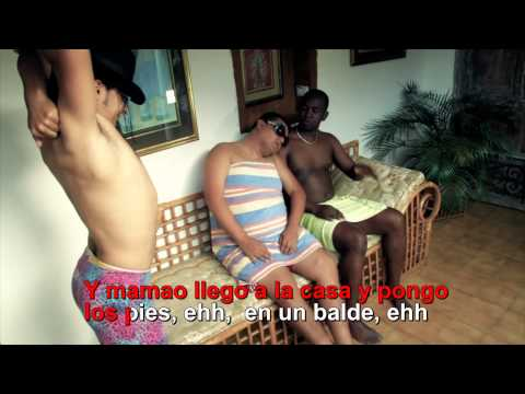El Moreno Esta (Karaoke Parodia Psy Gangnam Style) - Los De Yolombo GNAM STYLE (강남스타일)