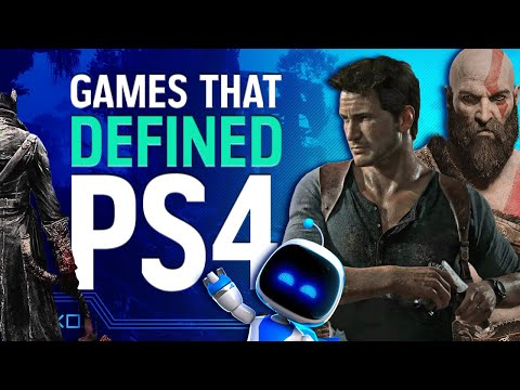 One Second From Every Game That Defined PS4