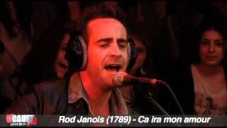 Скачать Rod Janois 1789 Ca Ira Mon Amour Live C Cauet Sur NRJ
