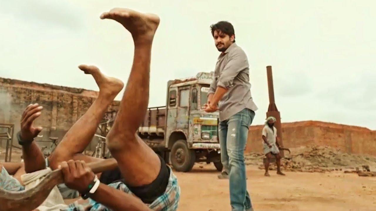 Thadaka 2 (Shailaja Reddy Alludu) Hindi Dubbed Best Action Scene   Naga Chaitanya, Anu Emmanuel