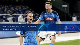 UEFA Champions League | SSC Napoli v KRC Genk | Highlights