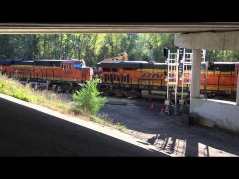 BNSF and CP in Wisconsin