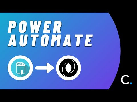 How to Convert a CSV File to JSON in Power Automate and Logic Apps