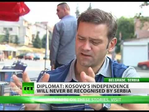 'Impossible to build border between Kosovo & Serbia'
