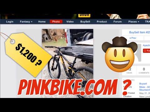 How to buy a used mountain bike: (Is pink bike.com a safe way to buy a bike)