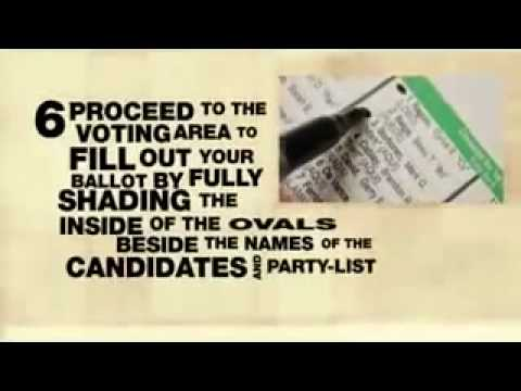 Voters' Education Video by the National Youth Commission (NYC)