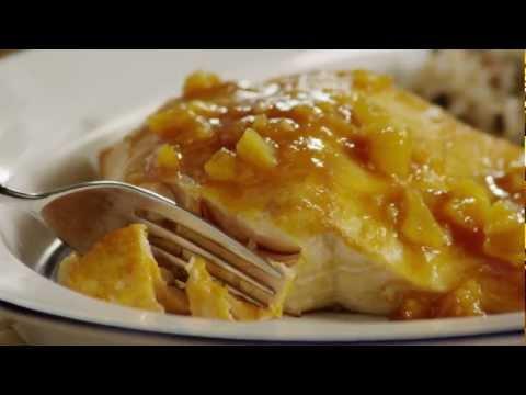 How to Make Sweet 'n' Hot Glazed Salmon | Allrecipes.com