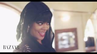 Baixar Rihanna for Harper's Bazaar Arabia July/August 2014