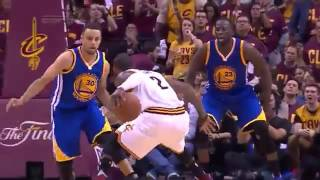 Kyrie Irving 34 points vs Warriors, Finals G4 (10/076/2016)
