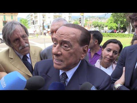 """Fondi russi alla Lega, Berlusconi: """"Ho parlato con Putin, sono certo che non esistono"""""""