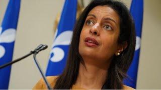 Entrevue avec la cheffe du Parti libéral du Québec