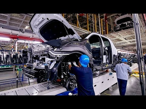 Ford Ranger Raptor Production