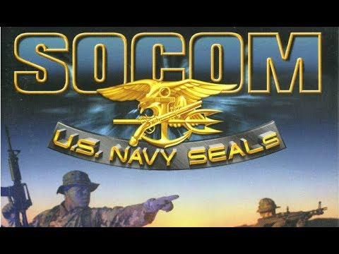 SOCOM: U.S. Navy SEALs (PS2 Gameplay)