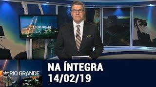 SBT Rio Grande 2ª edição - 14/02/19 - programa completo