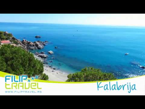 Kalabrija ✈ Letovanje Italija ✈ Calabria Italy