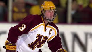 Jordan Leopold: 2017 M Club Hall of Fame Class Inductee