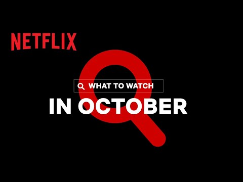 New on Netflix Canada   October 2020