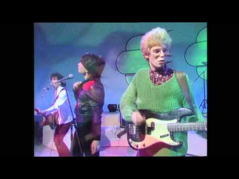 U2's first TV appearance