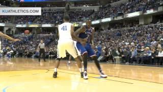 Kansas vs Kentucky Champions Classic // Kansas Basketball // 11.18.14