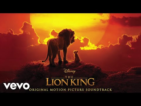 """Chiwetel Ejiofor - Be Prepared 2019 From """"The Lion King"""" Only"""