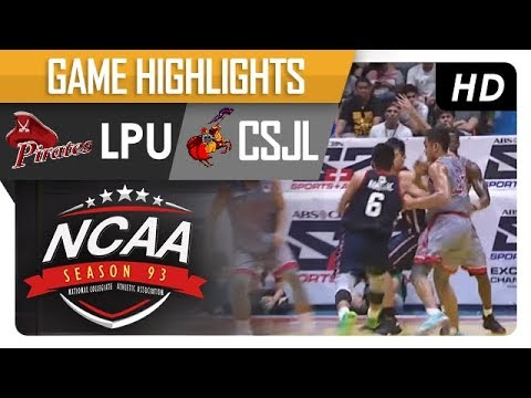 Pirates vs. Knights | NCAA 93 | MB Game Highlights | August 18, 2017