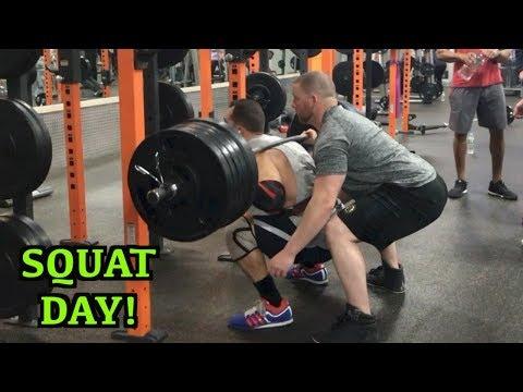 My Leg & Bicep & Forearm Workout | Gains Invasion