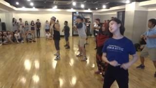 Уроки танцев K-POP, K-POP dance classes