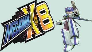Megaman X8 White Axl