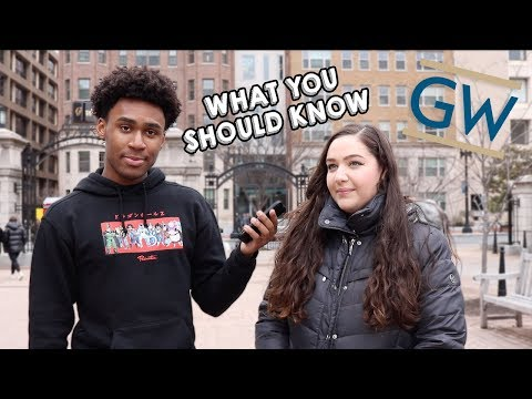 What College Students Wish They Knew Before Attending GW