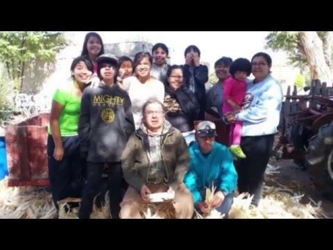 Meet Clayton Brascoupe: Teacher Of Traditional Native American Farming