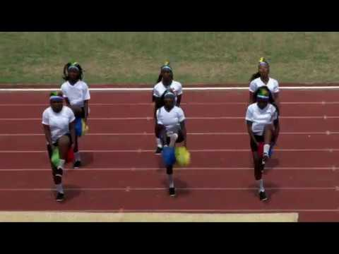 Awada Bo school sport day in Sierra leone 2017